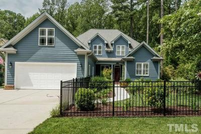 Raleigh Single Family Home For Sale: 8119 Dreamy Way