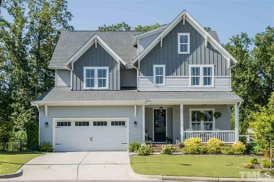Holly Springs Single Family Home For Sale: 508 Quaker Meadows Court