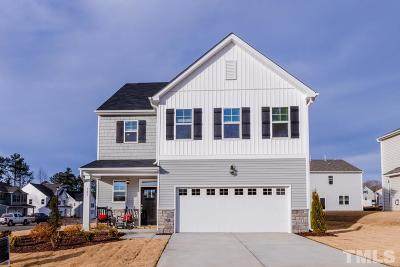 Wake Forest Single Family Home For Sale: 301 Everly Mist Way