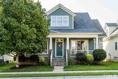 Cary Single Family Home For Sale: 108 Bridgegate Drive