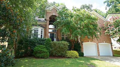 Raleigh Single Family Home For Sale: 12450 Pawleys Mill Circle