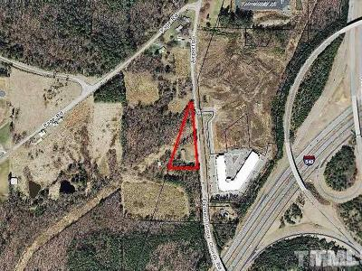Wake County Residential Lots & Land For Sale: 3615 Pleasant Grove Church Road