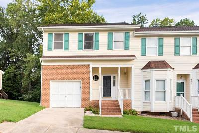 Durham Townhouse For Sale: 29 Citation Drive