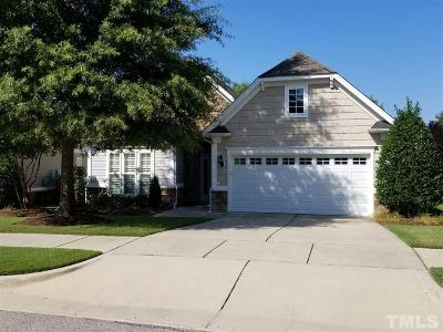 Cary Single Family Home For Sale: 707 Birstall Drive