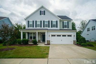 Wake Forest Single Family Home For Sale: 408 Nightingale Court