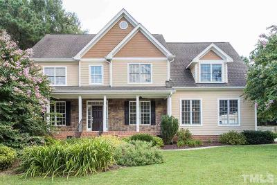Raleigh Single Family Home For Sale: 1405 Norwood Crest Court