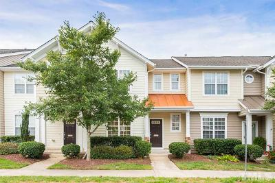 Durham Townhouse For Sale: 4121 Brenmar Lane
