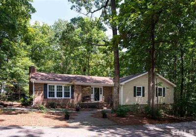 Wake County Single Family Home For Sale: 3300 Wade Avenue