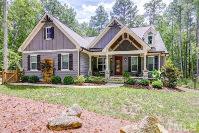 Chapel Hill Single Family Home For Sale: 719 Oak Crest Drive