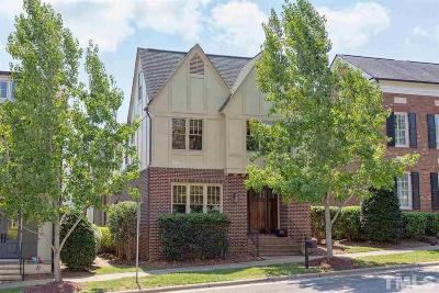 Chapel Hill Single Family Home For Sale: 404 E Winmore Avenue