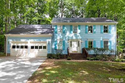 Cary Single Family Home For Sale: 103 Leckford Way