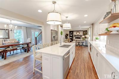 Raleigh Single Family Home For Sale: 9804 Longford Drive