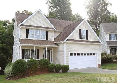 Wake Forest Single Family Home For Sale: 1200 Miracle Drive