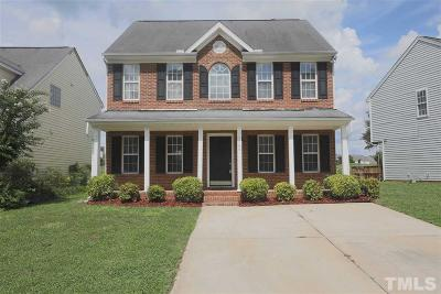 Raleigh Single Family Home For Sale: 1700 Crag Burn Lane