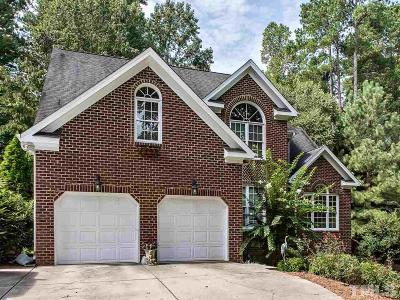 Fuquay Varina Single Family Home For Sale: 4717 Linaria Lane