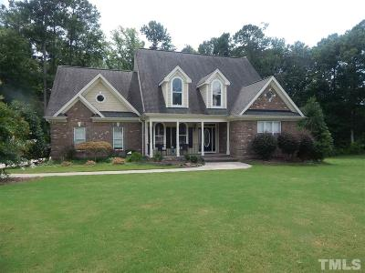 Garner Single Family Home For Sale: 9020 Mustard Seed Lane