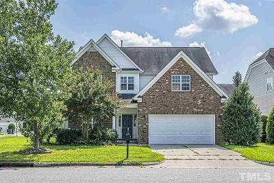 Wake County Single Family Home For Sale: 5324 Stone Station Drive