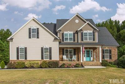 Wake County Single Family Home For Sale: 463 Shadowdale Lane