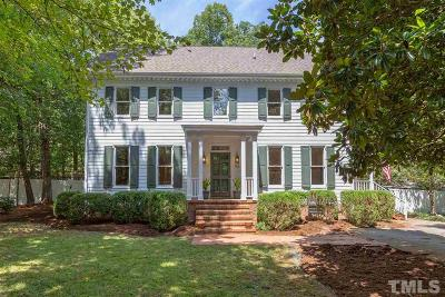 Chapel Hill Single Family Home For Sale: 704 Kensington Drive
