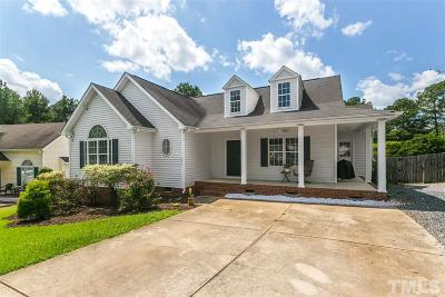 Wake County Single Family Home For Sale: 4812 Basildon Court
