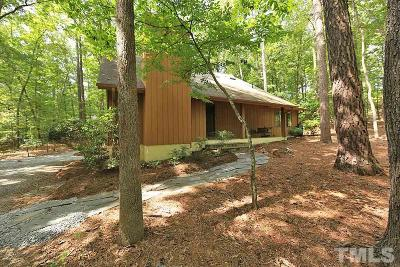 Chapel Hill Single Family Home For Sale: 2549 Owens Court