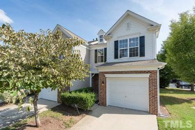 Wake County Townhouse For Sale: 7039 Racine Way