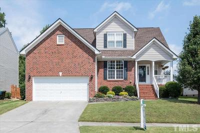 Durham County Single Family Home For Sale: 4811 Mistletoe Drive