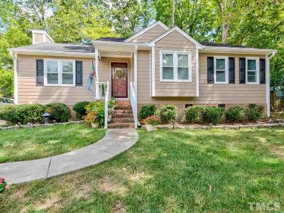 Wake County Single Family Home For Sale: 848 Madison Avenue