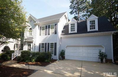 Wake County Single Family Home For Sale: 8101 Morgans Way