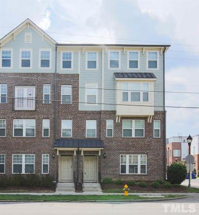 Raleigh Condo For Sale: 531 N Person Street #207