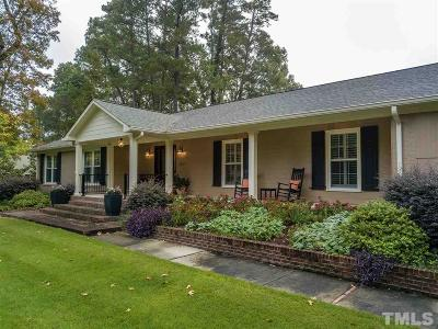 Durham Single Family Home For Sale: 3506 Westover Road