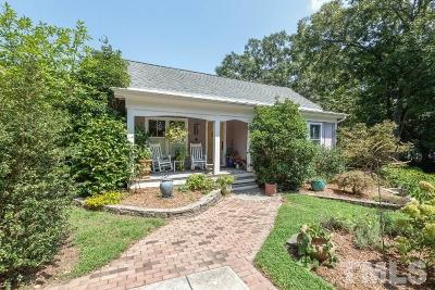 Apex Single Family Home For Sale: 411 Olive Street