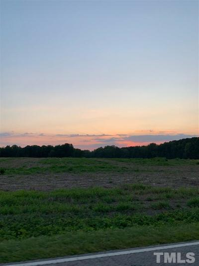Johnston County Residential Lots & Land For Sale: Pope Road