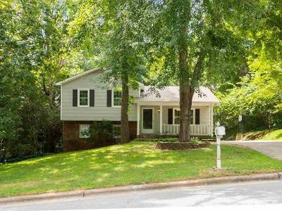 Wake County Single Family Home For Sale: 505 Sawmill Road