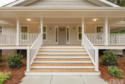Harnett County Single Family Home For Sale: 707 W Garden Street