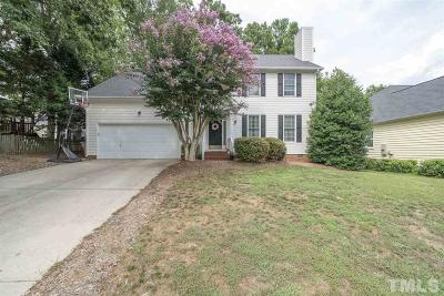 Raleigh Single Family Home For Sale: 2705 Crofton Springs Drive