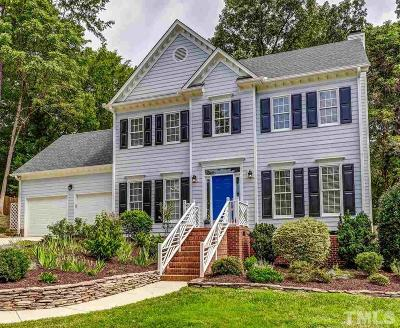 Cary Single Family Home For Sale: 209 Battery Point Place