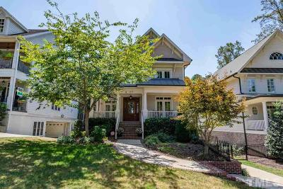 Raleigh Single Family Home For Sale: 2635 Davis Street