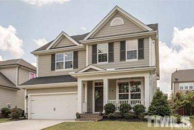 Holly Springs Rental For Rent: 720 Ancient Oaks Drive