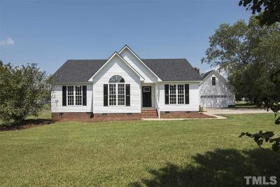 Johnston County Single Family Home For Sale: 1999 Woodstone Drive