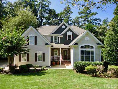 Raleigh Single Family Home For Sale: 6001 Belgreen Court