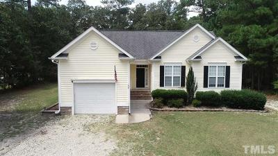 Johnston County Single Family Home For Sale: 135 Madison Drive