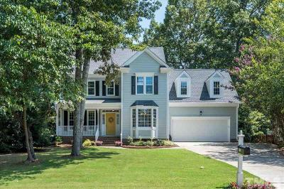 Cary Single Family Home For Sale: 508 Autumngate Drive