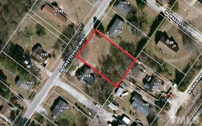 Harnett County Residential Lots & Land For Sale: N Fayetteville Avenue