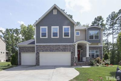 Durham County Single Family Home Contingent: 1611 Waddell Court