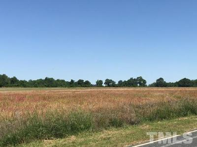 Harnett County Residential Lots & Land For Sale: 1030 W Strickland Road