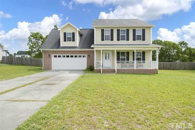 Harnett County Single Family Home For Sale: 750 Northview Drive