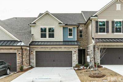 Durham Townhouse For Sale: 1016 Catch Fly Lane