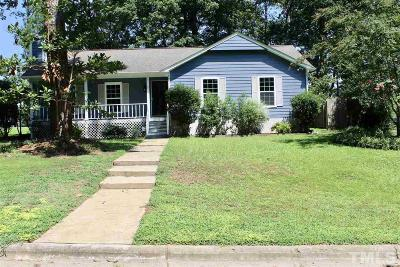 Garner Single Family Home For Sale: 101 Artesian Drive