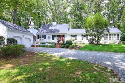 Durham Single Family Home For Sale: 3320 Rugby Road